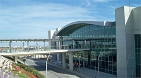 Larnaca international airport